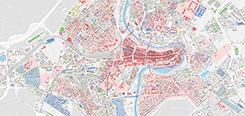 Stadtplan Bern